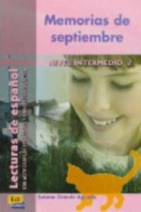 Lecturas graduadas Intermedio Memorias de septiembre - Libro - 2826946554