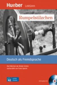 Rumpelstilzchen, m. Audio-CD - 2848125451
