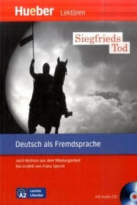 Siegfrieds Tod, m. Audio-CD - 2826721157