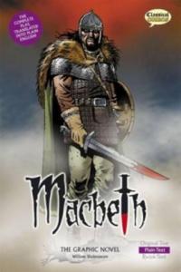 Macbeth the Graphic Novel - 2854235709