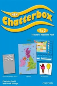 New Chatterbox: Level 1 & 2: Teacher's Resource Pack - 2827047121
