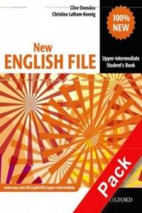 New English File: Upper-Intermediate: MultiPACK B - 2826636383