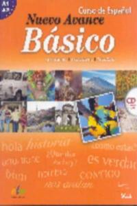 Nuevo Avance Basico Student Book + CD A1+A2 - 2834160062