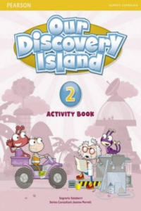 Our Discovery Island Level 2 Activity Book and CD-ROM (pupil) Pack - 2826940285