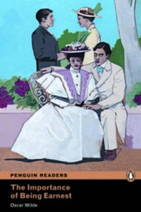 Level 2: The Importance of Being Earnest Book and MP3 Pack - 2858344225
