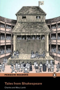 Level 5: Tales from Shakespeare Book and MP3 Pack - 2854282892