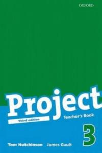 Project 3 Third Edition: Teacher's Book - 2826776845
