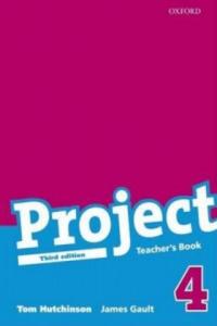 Project: 4 Third Edition: Teacher's Book - 2826621866