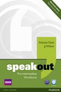Speakout Pre Intermediate Workbook No Key and Audio CD Pack - 2826762060