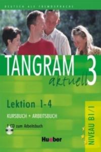 Kursbuch + Arbeitsbuch, Lektion 1-4, m. Audio-CD zum Arbeitsbuch - 2842737026