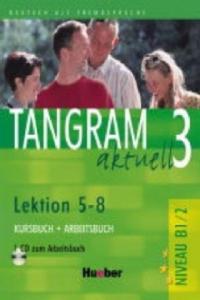 Kursbuch und Arbeitsbuch, Lektion 5-8, m. Audio-CD zum Arbeitsbuch