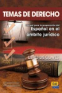 Temas de derecho Libro de claves - 2826881059