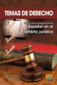 Temas de derecho Libro del alumno - 2826880865