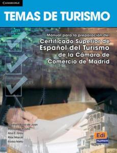 Temas de turismo Libro del alumno - 2826863073