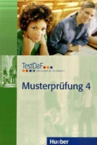Musterprüfung 4, m. Audio-CD - 2869420013