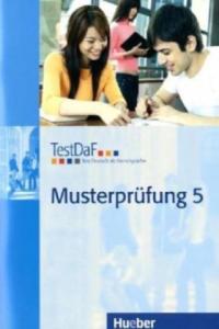 Musterprüfung 5, m. Audio-CD - 2869420117