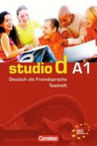 Testheft, m. Audio-CD - 2826656069