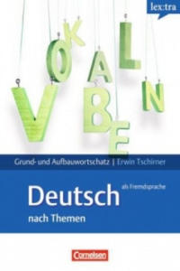 lex:tra Grund- und Aufbauwortschatz Deutsch als Fremdsprache nach Themen - 2859942351