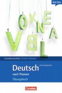lex:tra Grundwortschatz Deutsch als Fremdsprache, Übungsbuch - 2826684641