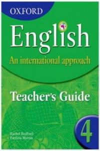 Oxford English: An International Approach: Teacher's Guide 4 - 2837897277