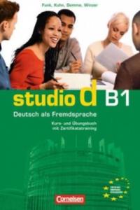 Kurs- und Übungsbuch mit Zertifikatstraining, m. Audio-CD - 2826649956