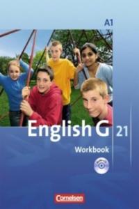 5. Schuljahr, Workbook m. Audio-CD - 2826752676