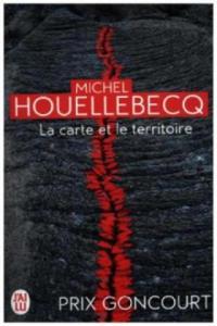 La carte et le territoire. Karte und Gebiet, französische Ausgabe - 2834155640