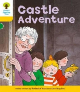 Oxford Reading Tree: Level 5: Stories: Castle Adventure - 2869401160