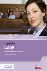 English for Law in Higher Education Studies - 2835030028
