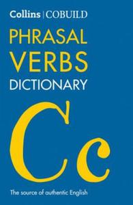 COBUILD Phrasal Verbs Dictionary - 2826877840