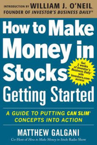 How to Make Money in Stocks Getting Started: A Guide to Putt - 2843287224