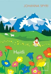 Johanna Spyri - Heidi - 2826817265
