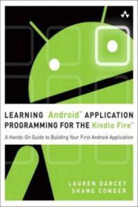 Learning Android Application Programming for the Kindle Fire - 2869420252