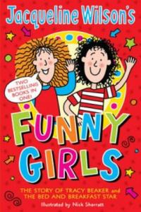 Jacqueline Wilson's Funny Girls - 2854233359