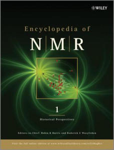 Encyclopedia of NMR - 2826722004