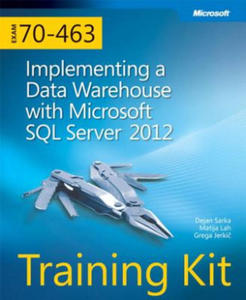 Implementing a Data Warehouse with Microsoft (R) SQL Server - 2826687564