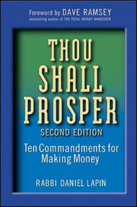 Thou Shall Prosper Second Edition - 2826759685