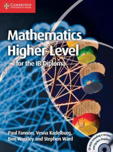 Mathematics for the IB Diploma: Higher Level with CD-ROM - 2826692058