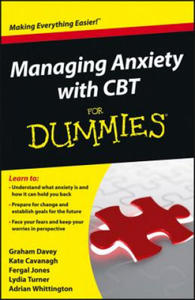 Managing Anxiety with CBT For Dummies - 2854284903