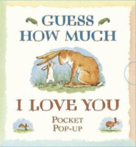 Guess How Much I Love You - Pocket Pop-up - 2826837784