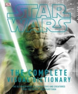 Star Wars Complete Visual Dictionary - 2826673661