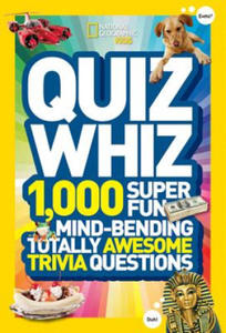 National Geographic Kids Quiz Whiz - 2854285308