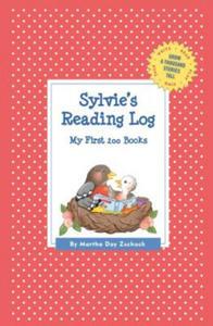 Sylvie's Reading Log: My First 200 Books (Gatst) - 2838461321