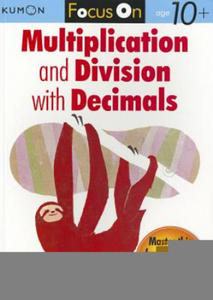 Focus On Multiplication And Division With Decimals - 2853280392