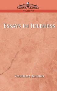 Essays in Idleness - 2861893286