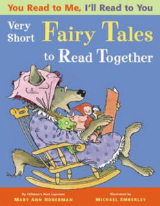 You Read to Me, I'll Read to You: Very Short Fairy Tales to - 2862096074