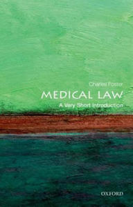 Medical Law: A Very Short Introduction - 2826834590