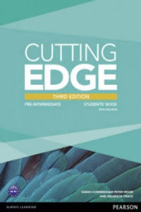 Cutting Edge 3rd Edition Pre-Intermediate Students' Book and - 2869622239