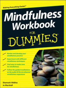 Mindfulness Workbook For Dummies - 2854252424