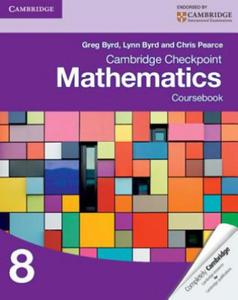 Cambridge Checkpoint Mathematics Coursebook 8 - 2869352400